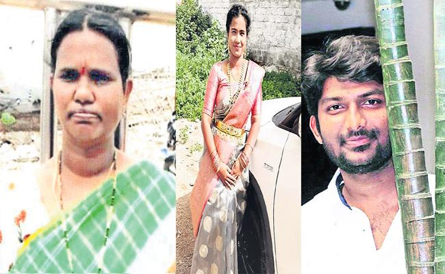 Daughter Commited Murder On Her Mother With Lover In Hayathnagar  - Sakshi