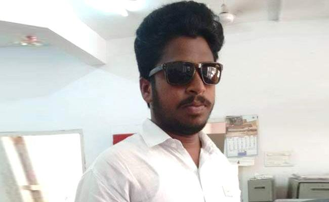 Police Arrested Postmaster Who cheated Clients In Krishna District - Sakshi