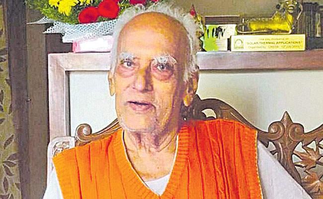 Article On Senior Journalist Raghavachari - Sakshi