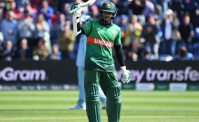 Shakib Al Hasan Faces Up To 18 Months Ban From ICC - Sakshi