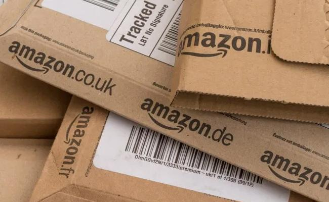 Fault In Amazon Discount Code Led Boon To UK Students - Sakshi
