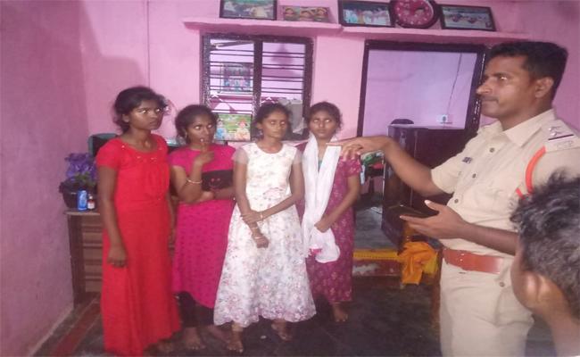 Gurukula Students Misiing In Kalwakurthy - Sakshi
