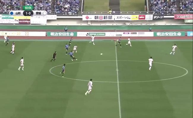 Japan Player Two Similar Blunders In The Span of 90 Seconds - Sakshi