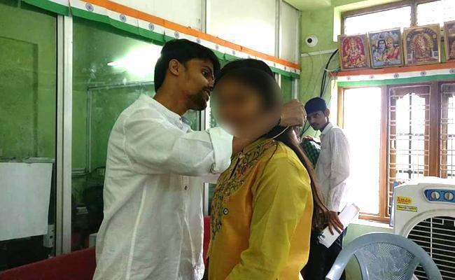 Women Complaints On Trainee IPS Officer Mahesh Reddy On Harassment - Sakshi