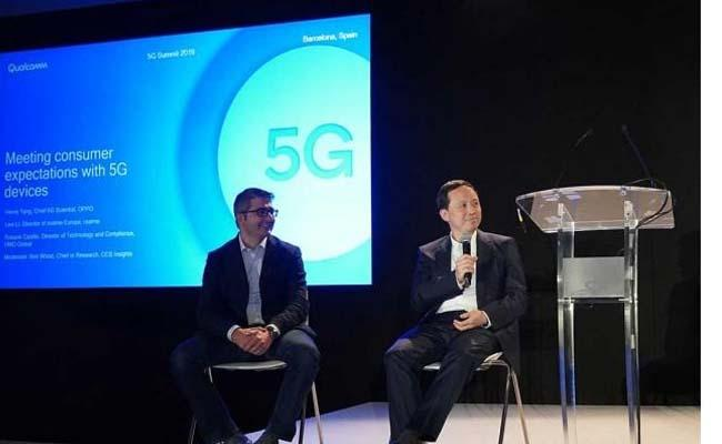 OPPO to launch Qualcomm powered dual-mode 5G phone soon  - Sakshi