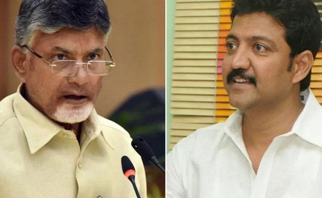 TDP MLA Vallabhaneni Vamshi Resigning As TDP Membership And MLA Post - Sakshi