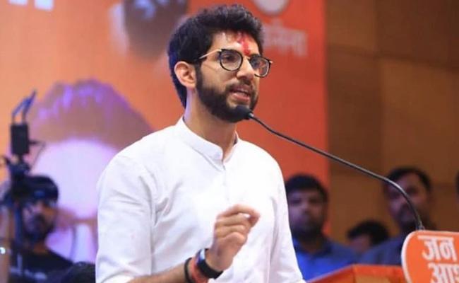 Worli Assembly: Aditya Thackeray Unanimously Elected! - Sakshi