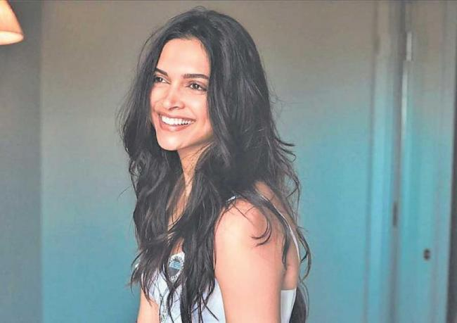 Deepika Padukone shares her progress cord - Sakshi