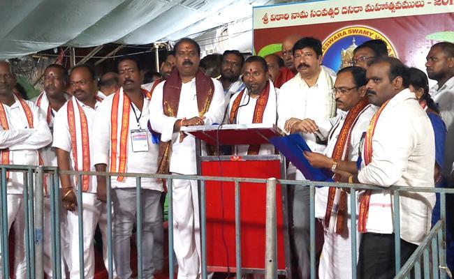 Vellampalli Srinivas Slams TDP Over Negative Campaign About Govt - Sakshi