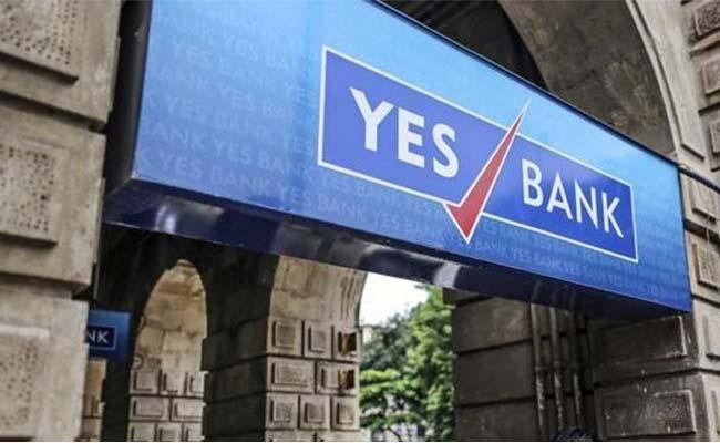 Yes Bank back in green after 5-day fall zooms over 29 pc - Sakshi