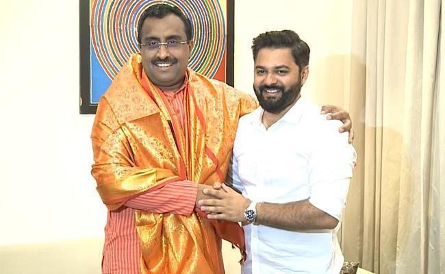 Veerender Goud Will Join In BJP Today Evening - Sakshi