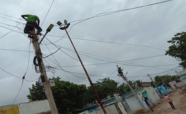 Power Week Is Giving Good Results In Wanaparthy District - Sakshi