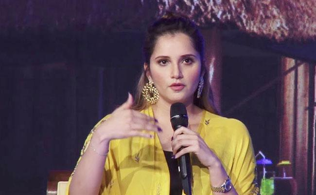 Sania Mirza Urges Stop Telling Girls No One Will Marry You If Play Sport - Sakshi