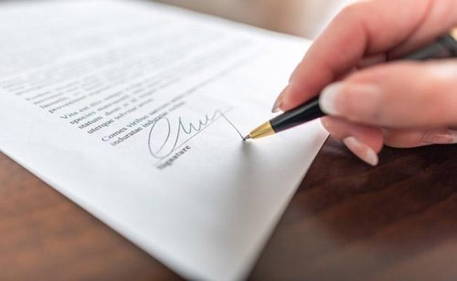 Torrur RDO Sign Forgery - Sakshi