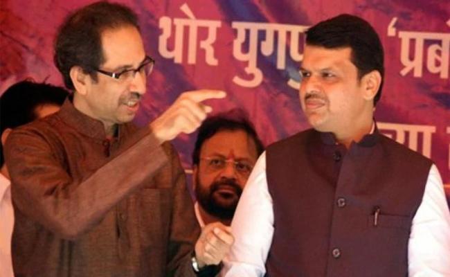 Why Shiv Sena Rotational Chief Ministership Demand Stings BJP - Sakshi