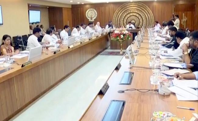 CM Jagan Mohan Reddy Cabinet Approves New Schemes - Sakshi