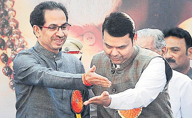 Uddhav Meeting With BJP Canceled Says Shiv Sena - Sakshi