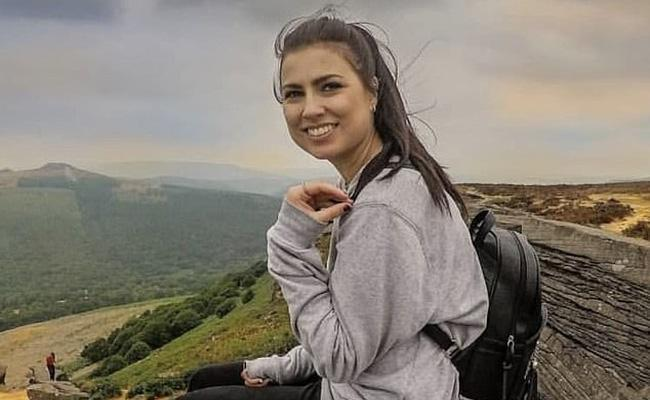 Hannah Lowe Slipped and Plunged 100ft to Her Death from Waterfall - Sakshi