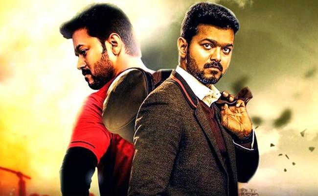 Vijay Bigil Movie Join in 100 Crore Club - Sakshi