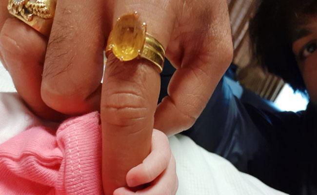 KGF Star Yash And Radhika Pandit Blessed With Baby Boy - Sakshi