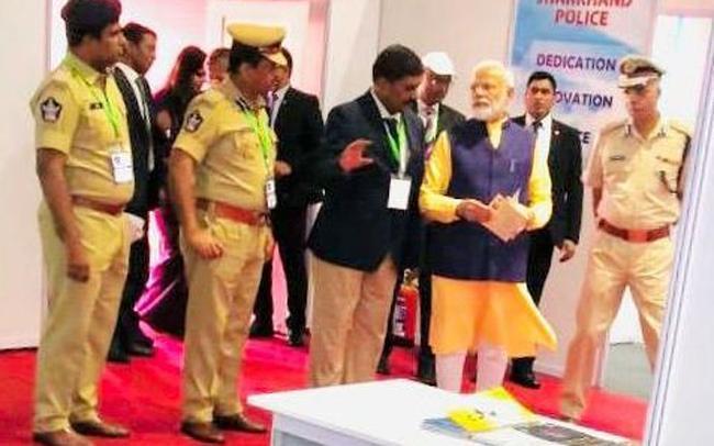 Modi Praised AP Policing System - Sakshi