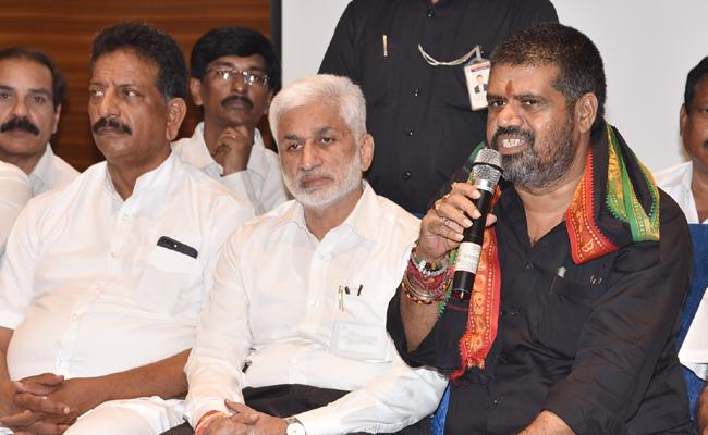 Minister Avanthi Srinivas Comments On Pawan Kalyan - Sakshi
