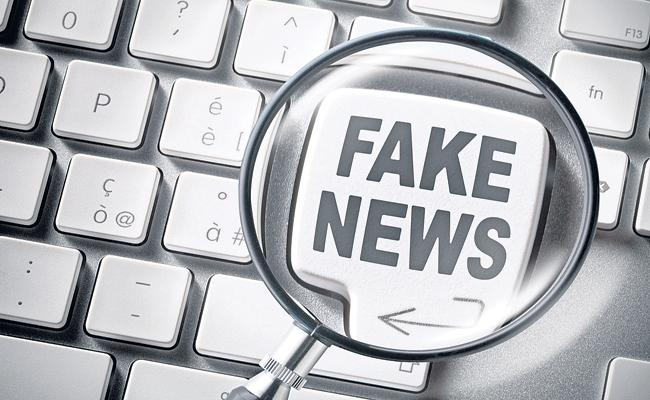 Cases on fake news against to state govt - Sakshi