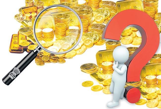 Modi government planning gold amnesty scheme to curb black money - Sakshi