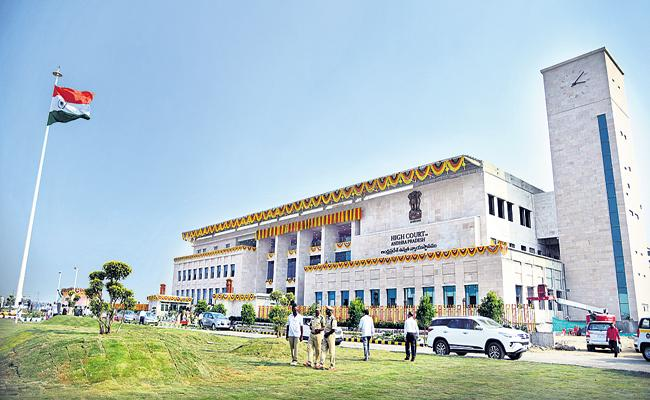 State Govt Report to the High Court on Gram Panchayat Elections - Sakshi