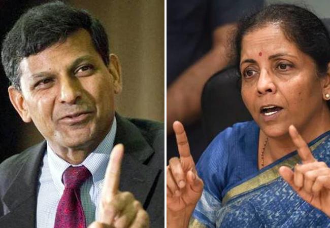 Raghuram Rajan Reminds Two Third Of My Tenure As RBI Governor Was Under BJP - Sakshi