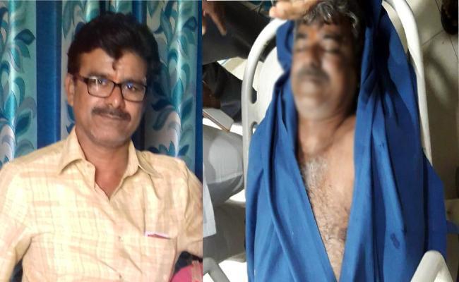 TSRTC Strike RTC Driver Died Due To Heart Attack - Sakshi