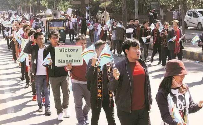 Sakshi Editorial On Nagaland Peace Accord