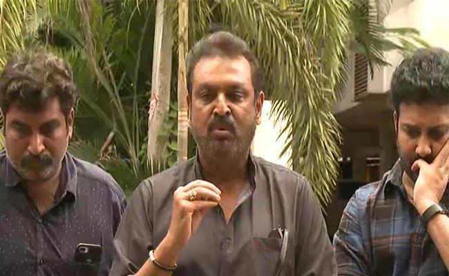 Movie Artists Association pays tributes to Geethanjali - Sakshi