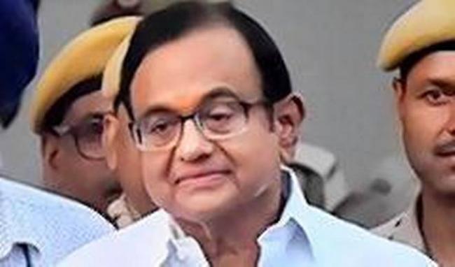 SC Issues Notice To CBI On P Chidambarams Bail Plea - Sakshi