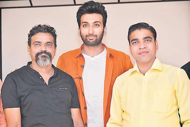 Parichayam Movie Hero Virat Konduru's New Film Launch - Sakshi