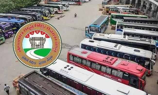 TSRTC Managing Director Warns RTC Workers - Sakshi
