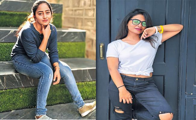 Youtube Celebrities Harika And Alekhya Special Story - Sakshi