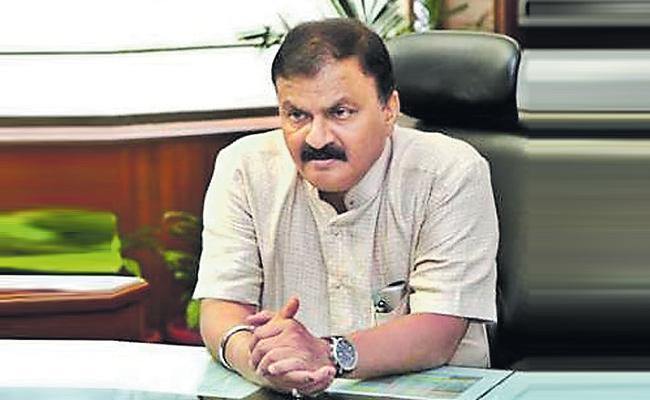 DPIIT Secretary Comments on Economy Growth - Sakshi