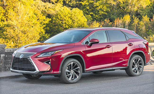 Toyota Lexus Launch RX 450hl - Sakshi