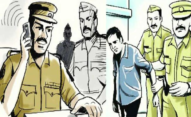 Interstate Robbery Gang Threat in Hyderabad - Sakshi