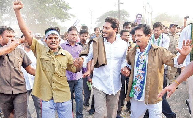 YS Jagan To Launch YSR Vahana Mitra In Eluru - Sakshi