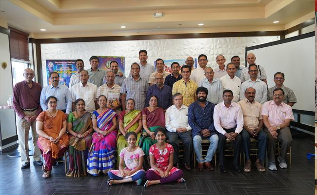 Telugu Literary Conference Program Has made By TANTEX In Texas - Sakshi