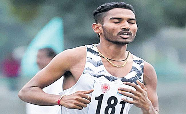 Avinash Sable Qualifies For Tokyo Olympics  - Sakshi