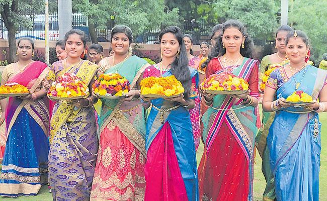 Batukamma Festival Is very Special In Telangana - Sakshi