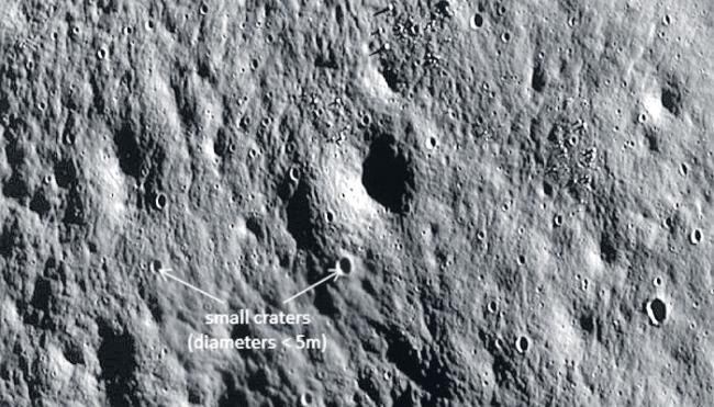 ISRO releases pictures of moon surface - Sakshi
