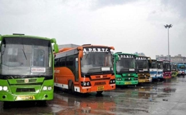 APSRTC Charging More Price For Bus Tickets - Sakshi