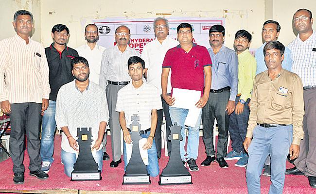 Bharat Kumar Reddy Gets Third Place In FIDE Championship - Sakshi