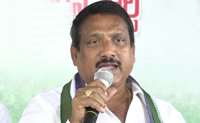 YSRCP Leader Koyya Prasad Reddy Comments On Chandrababu - Sakshi