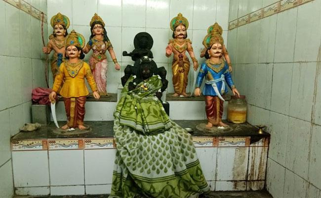 Special Story About Mahabharat Epic In Srungavarapukota Srikakulam - Sakshi