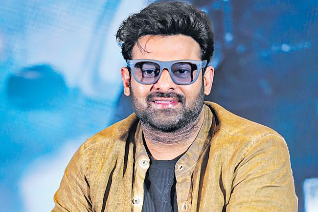 prabhas next movie john will be shooting on last week this month - Sakshi